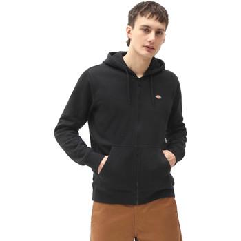textil Herr Sweatshirts Dickies DK0A4XD3BLK1 Svart