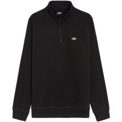 textil Herr Sweatshirts Dickies DK0A4XD4BLK1 Svart