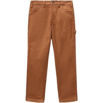 textil Dam 5-ficksbyxor Dickies DK0A4XJHBD01 Brun