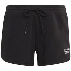 textil Dam Shorts / Bermudas Reebok Sport French Terry Short Svarta