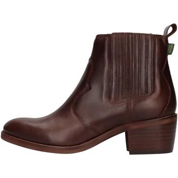 Skor Dam Stövletter Dakota Boots DKT73 BROWN