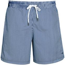 textil Herr Badbyxor och badkläder Mey 45635 - 668 Blå