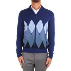 textil Herr Koftor / Cardigans / Västar Ballantyne T2K036 7K0A8 Multicolor