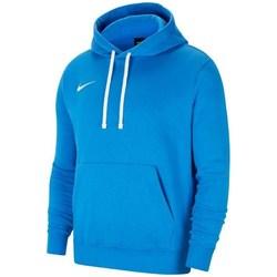 textil Pojkar Sweatshirts Nike JR Park 20 Fleece Blå