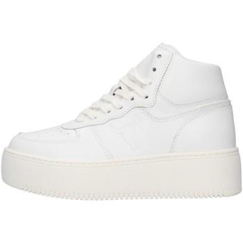 Skor Dam Höga sneakers Windsor Smith WSPTHRIVE WHITE
