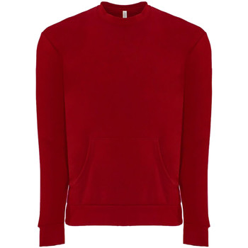 textil Sweatshirts Next Level NX9001 Röd