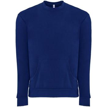 textil Sweatshirts Next Level NX9001 Kunglig blå