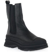 Skor Herr Boots At Go GO DOLLARO NERO Nero
