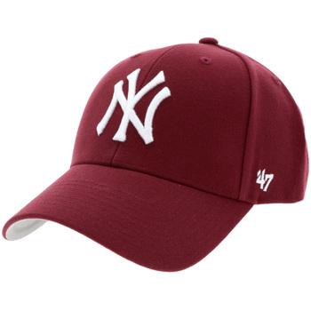 Accessoarer Keps 47 Brand New York Yankees MVP Cap Bordeaux