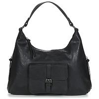 Väskor Dam Handväskor med kort rem Moony Mood PAGELLI Svart