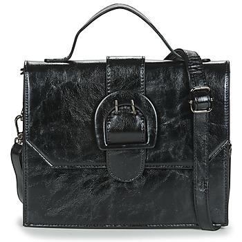 Väskor Dam Handväskor med kort rem Moony Mood PACONO Svart