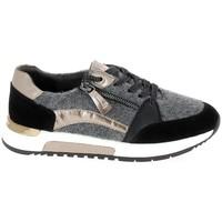 Skor Sneakers Jana Sneaker 23710 Noir Svart