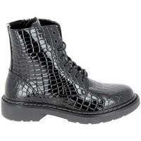 Skor Dam Boots Bullboxer Lacet BLCCKB10 Noir Svart