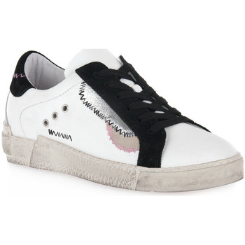 Skor Dam Sneakers At Go GO 4114 GALAXY Bianco