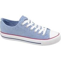 Skor Dam Sneakers Lee Cooper LCWL2031034 Blå