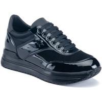 Skor Dam Sneakers Lumberjack SW04805 010 Y66 Svart