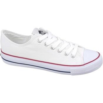 Skor Dam Sneakers Lee Cooper Lcwl 20 31 031 Vit