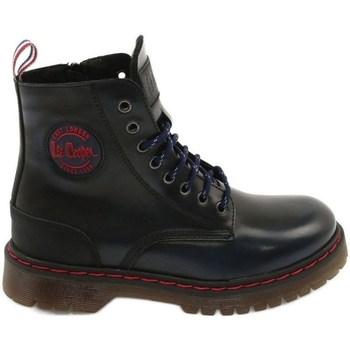 Skor Dam Boots Lee Cooper LCJPL2001014 Svarta