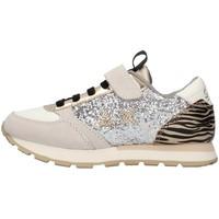 Skor Flickor Sneakers Sun68 Z41411 SILVER
