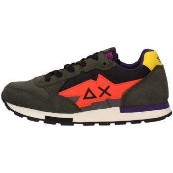 Skor Pojkar Sneakers Sun68 Z41317 BLACK