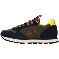 Skor Pojkar Sneakers Sun68 Z41308 GREEN