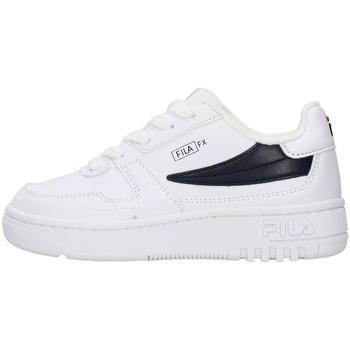 Skor Pojkar Sneakers Fila 1011351 WHITE