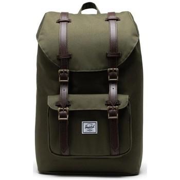 Väskor Ryggsäckar Herschel Little America Mid Gröna