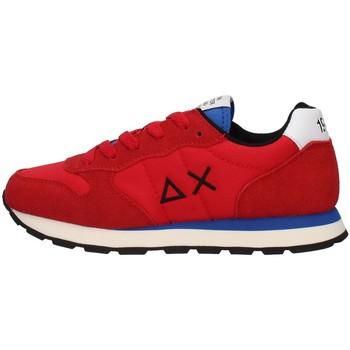 Skor Pojkar Sneakers Sun68 Z41301 RED