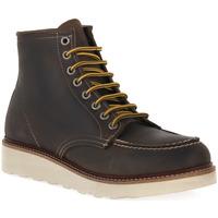 Skor Herr Boots Docksteps MUD OAKLAND 1726 Marrone