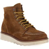 Skor Herr Boots Docksteps TOBACCO OAKLAND 1726 Marrone