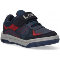 Skor Pojkar Sneakers Lois 58173 blå