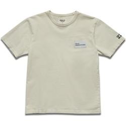 textil Herr T-shirts Halo T-shirt blanc