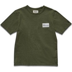 textil Herr T-shirts Halo T-shirt vert