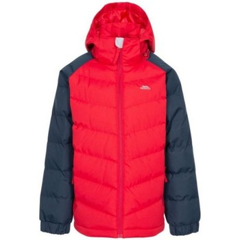 textil Pojkar Jackor Trespass Sidespin Röd/Svart