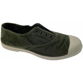 Skor Dam Sneakers Natural World NAW102622kaki verde