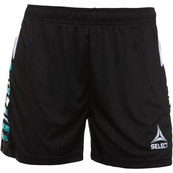 textil Dam Shorts / Bermudas Select Short femme  Player Femina noir