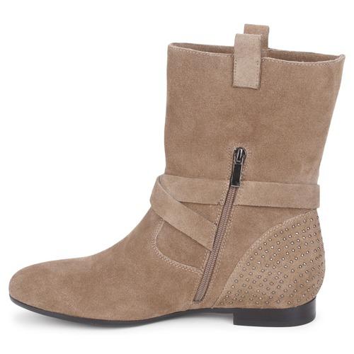 TAMA  Couleur Pourpre  boots  dam  mullvadsfärgad