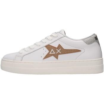 Skor Dam Sneakers Sun68 Z41233 GOLD