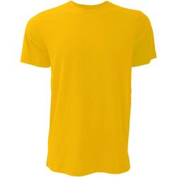 textil Herr T-shirts Bella + Canvas CA3001 Guld