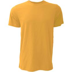 textil Herr T-shirts Bella + Canvas CA3001 Senap