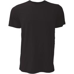 textil Herr T-shirts Bella + Canvas CA3001 Vintage svart