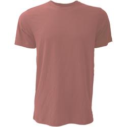 textil Herr T-shirts Bella + Canvas CA3001 Mauve