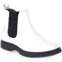 Skor Pojkar Boots Naturino N01 PICCADILLY WHITE Bianco