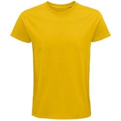 textil T-shirts Sols 03565 Guld