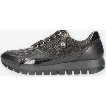 Skor Dam Sneakers Enval 82656 Black
