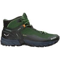Skor Herr Sneakers Salewa MS Ultra Flex 2 Mid Gtx Gröna