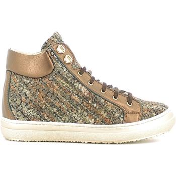 Skor Barn Höga sneakers Alberto Guardiani GK22950G Brun