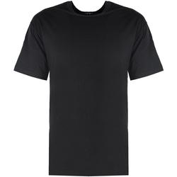 textil Herr T-shirts Xagon Man  Svart
