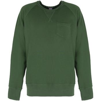 textil Herr Sweatshirts Champion  Grön