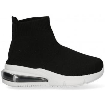 Skor Flickor Höga sneakers Bubble 58933 svart